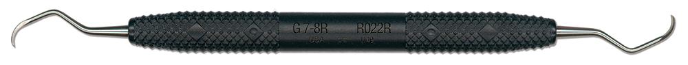 R022R Gracey 7-8 Rigid