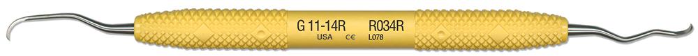 R034R Gracey 11-14 Rigid