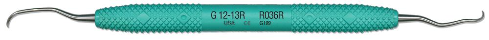 R036R Gracey 12-13 Rigid