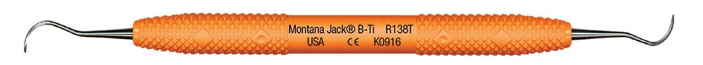 R138T Montana Jack B Titanium