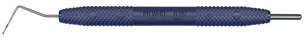 R197 Probe WHO (½ -3½ -5½ -8½ -11½)
