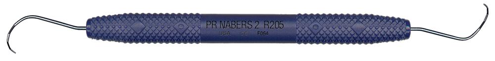 R205 Probe Nabers 2 DE (3-6-9-12)