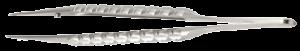 T086 Pliers micro straight 17.5
