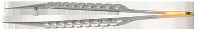 T087 Pliers micro straight 17.5 diamond coated