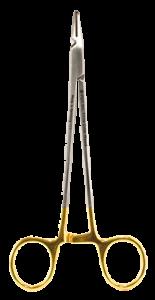 T714 TC Needle Holder CRILE WOOD