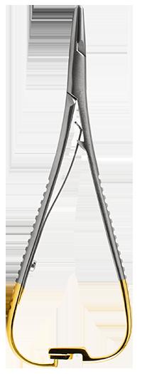 T715 TC Needle Holder MATHIEU