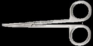 T808 Scissors METZENBAUM pointed, curved
