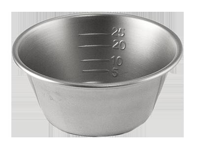 T848 Measuring / mixing bowl 25cc